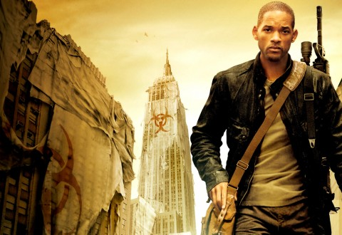 "Will Smith in ""Io sono Leggenda"""