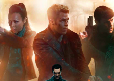 Star Trek Into Darkness, 4 clip, il trailer italiano e tante foto