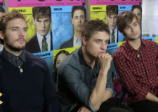POSH, video intervista a Sam Claflin, Douglas Booth e Max Irons