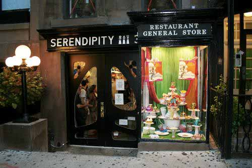 Serendipity New York