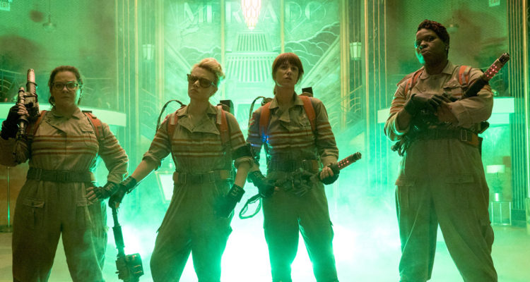 Ghostbusters 2016 recensione