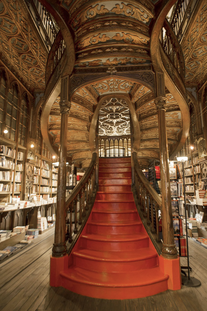 Libreria Lello Di Oporto - Presentazione Harry Potter and the Cursed Child