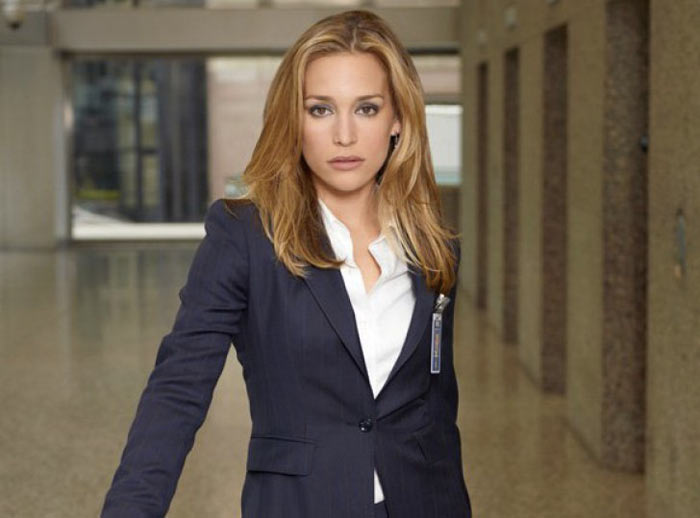 Piper Perabo nella serie tv Notorious