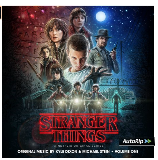 stranger things colonna sonora