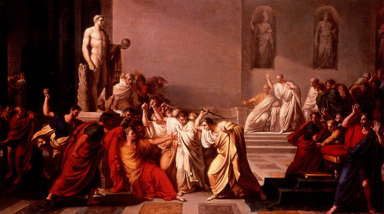 vincenzocamuccini-the-ides-of-march-1800-Julius-Caesar-by-William-Shakespeare