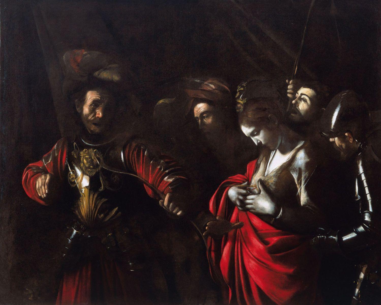 2.-Caravaggio-Martirio-di-santOrsola-Collezione-Intesa-Sanpao