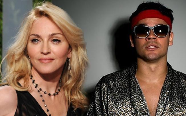 Madonna vs. João Brasil