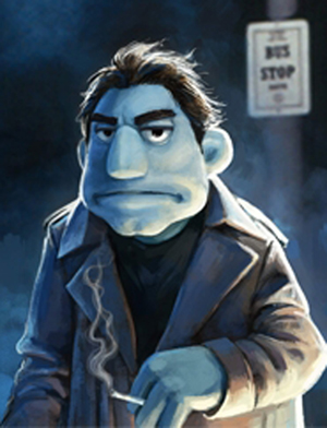 The Happytime Murders - concept art 1