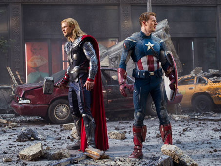 avengers-thor-captain