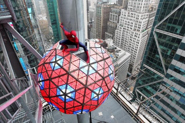 spider-man-times-square