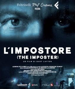 l'impostore poster