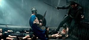 300: L'Alba di un Impero - battaglia