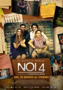 Noi 4 poster