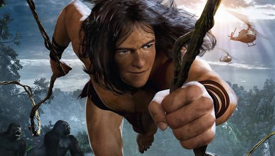 Tarzan 3D scheda film
