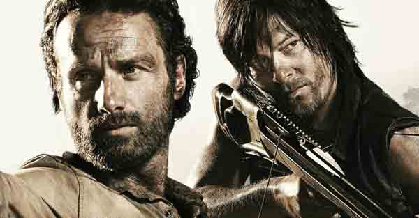 The Walking Dead 4 finale di stagione