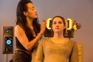 Shailene Woodley e Maggie Q