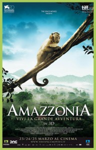 amazzonia poster