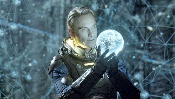 Michael Fassbender Prometheus 2