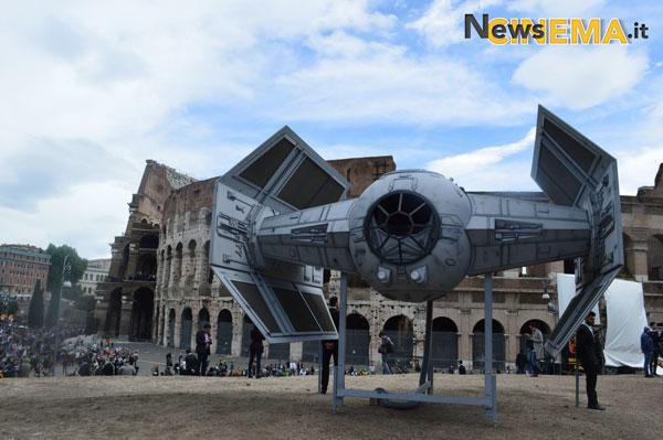 Star Wars Day Roma
