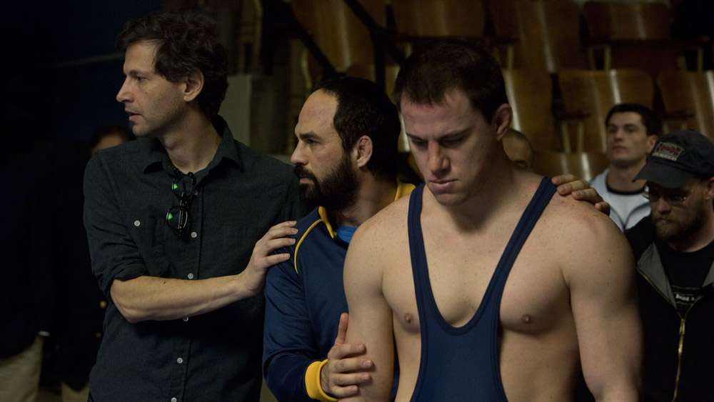 foxcatcher film