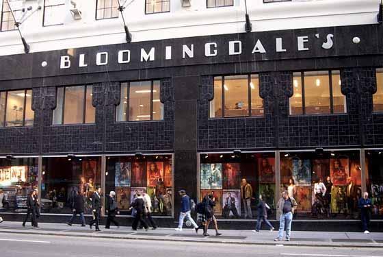 Bloomingdales NY