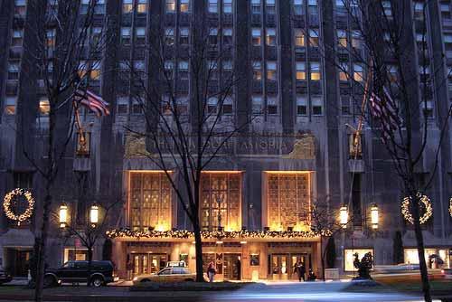 Walford Astoria NY