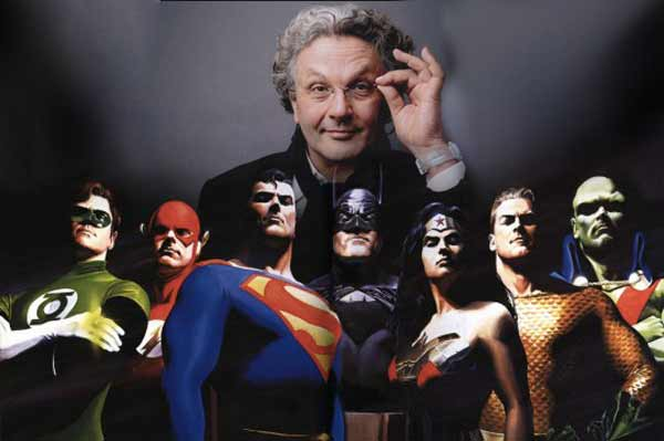 george miller Justice League