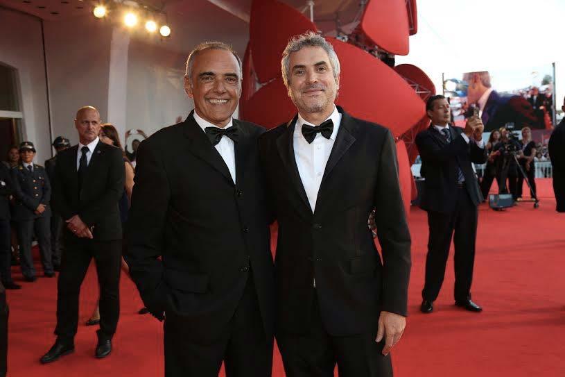 venezia 72 Alfonso Cuaron