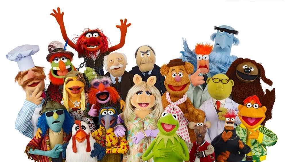 muppets evidenza