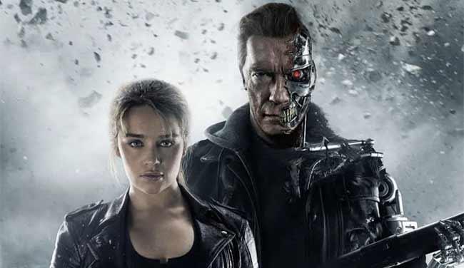 Il regista di Game of Thrones e Thor: The Dark World, Alan Taylor, dirige Terminator Genisys da una sceneggiatura di Laeta Kalogridis e Patrick Lussier. Questo è sia un reboot sia un sequel dei precedenti film di Terminator. Arnold Schwarzenegger è ancora una volta nei panni del personaggio del titolo, ma ci sono stati molti cambiamenti.