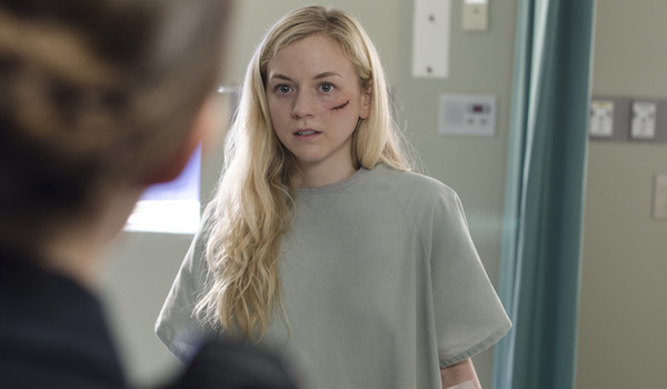 Emily Kinney as Beth Greene - The Walking Dead _ Season 5, Episode 4 - Photo Credit: Gene Page/AMC