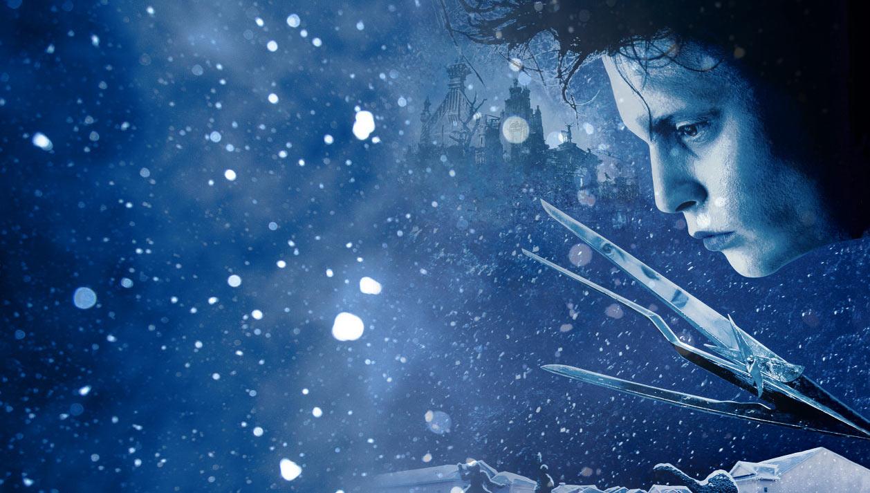 Edward Mani Di Forbice Il Capolavoro Di Tim Burton Compie