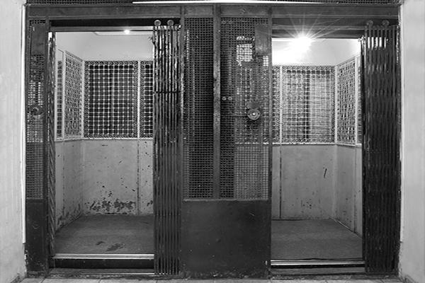 Very old elevator