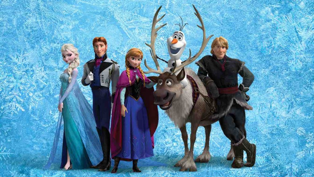 frozen centro