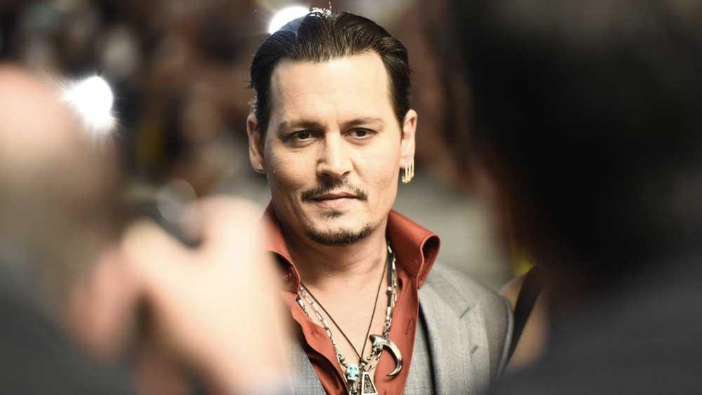 la caduta di Johnny Depp
