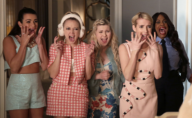 Scream Queens recensione