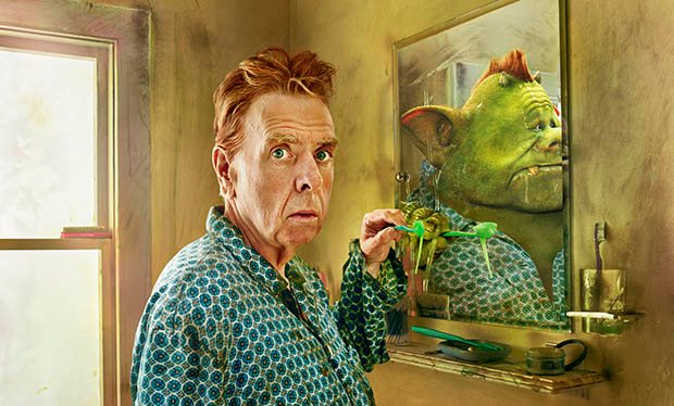 Timothy Spall in Fungus The Bogeyman
