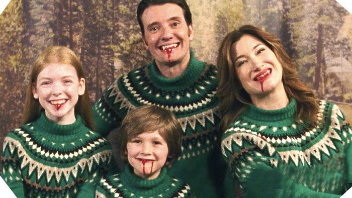 La Famiglia Fang film