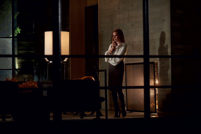 Amy Adams nel film Animali Notturni di Tom Ford