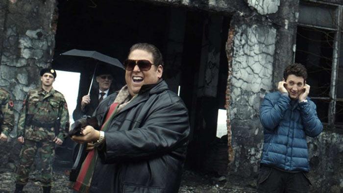 Jonah Hill nel film Trafficanti