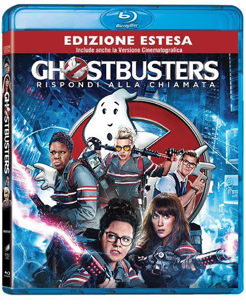 ghostbuster dvd bluray
