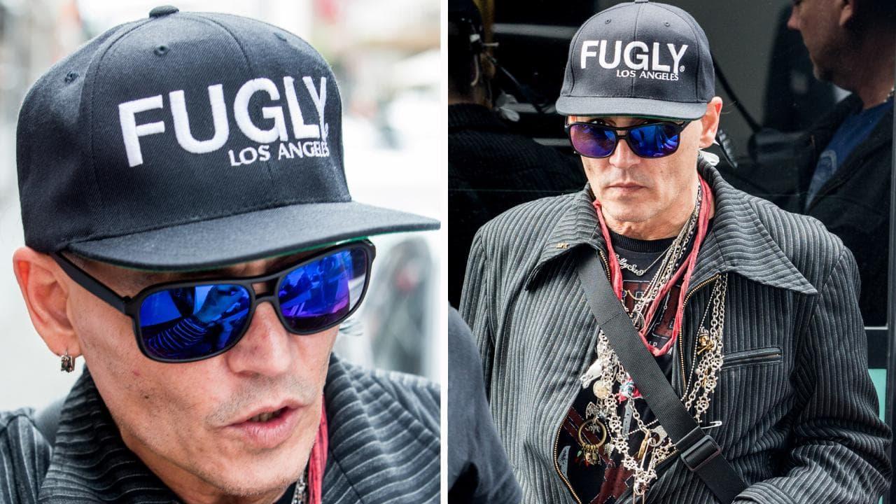 Johnny Depp, le foto che spaventano i fan. Ma è solo la ... джонни депп новости