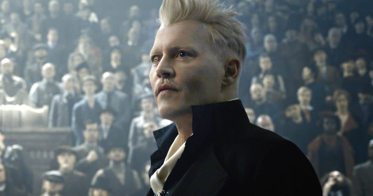 grindelwald johnny deep