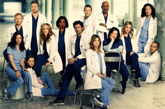 grey's anatomy Fox