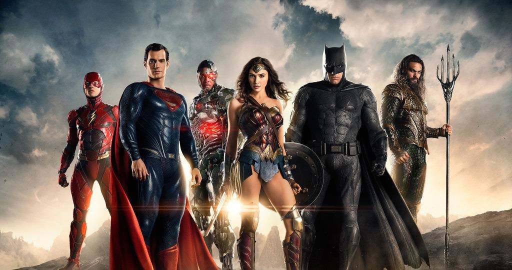 justice league first image