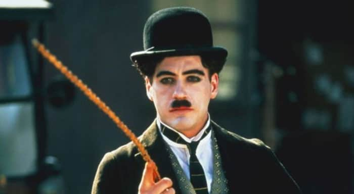 robert downey jr. Chaplin