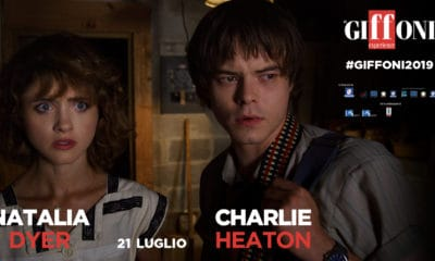 charlie heaton e natalia dyer a giffoni20194265