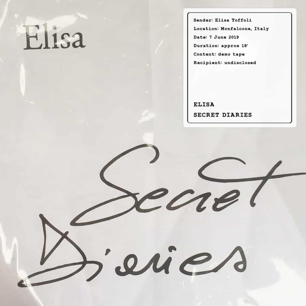 elisa card secretdiariesperspotifyfanfirst1 pagina 1