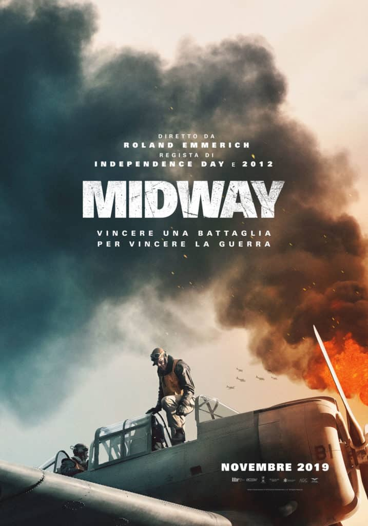 midway teaser poster