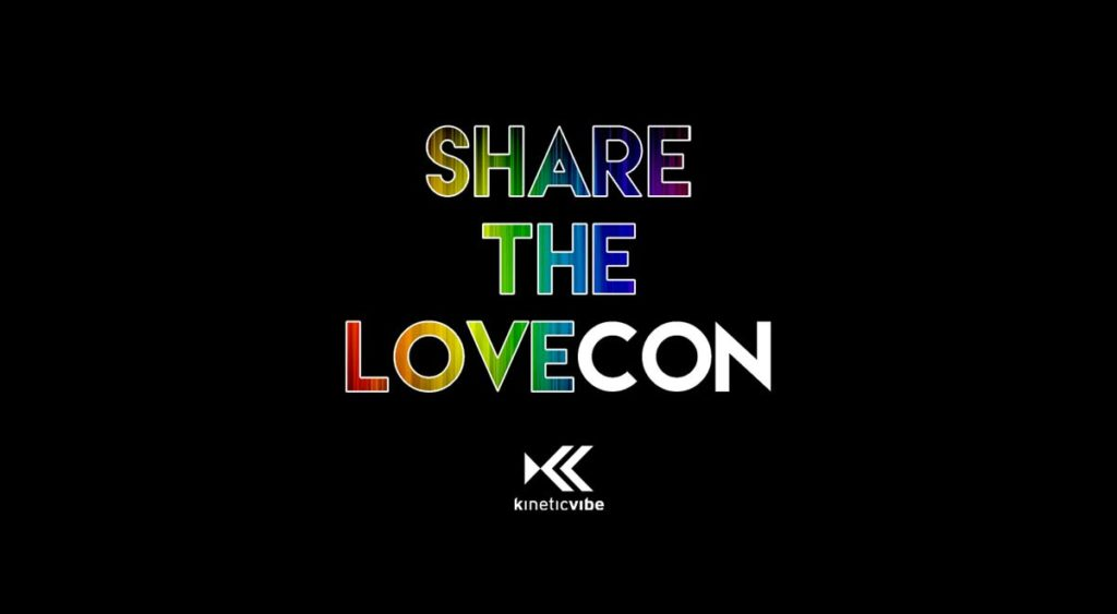 share the love con 2019 logo